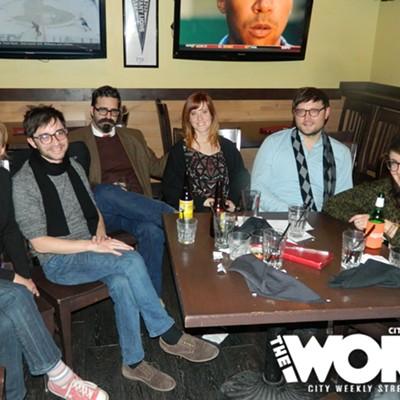 Gracie's Fat Tuesday Mardi Gras Party (2.12.13)