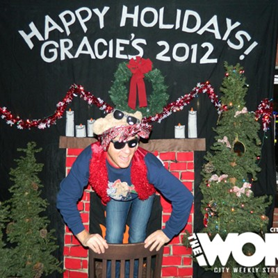 Gracie's Ugly Christmas-Sweater Party (12.21.12)