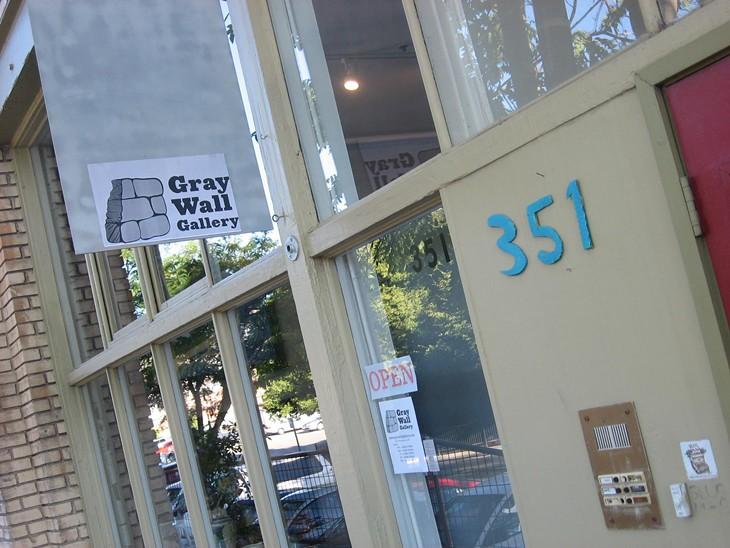 Gray Wall Gallery: 9/17/10