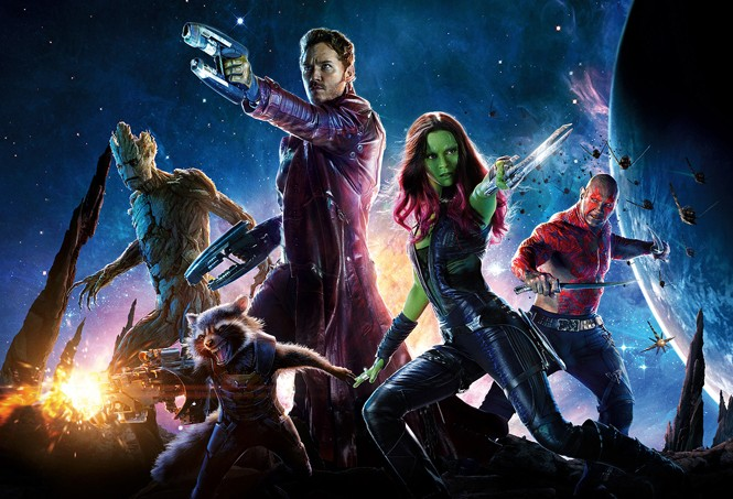 Guardians of the Galaxy (Marvel/Disney)