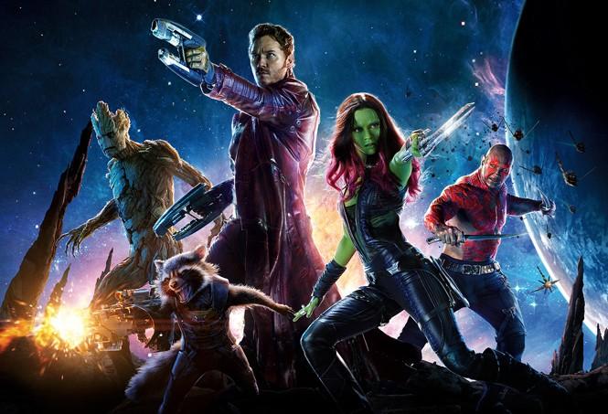Guardians of the Galaxy (Marvel/Disney)