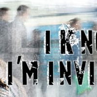 I Know I'm Invisible