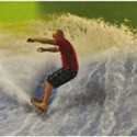 Indoor Surfing at Salomon Center