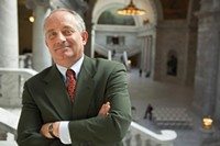 """Industrial-bank cheerleader Frank Pignanelli: """"Everybody in Utah seems to be enjoying the ride with them."""""""