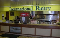 International Pantry Restaurant in Salt Lake City