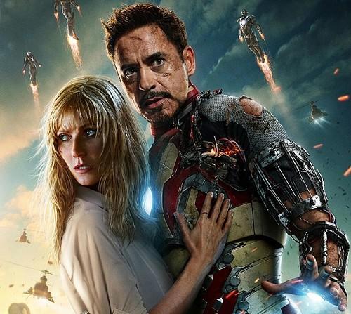 Iron Man 3 - PARAMOUNT