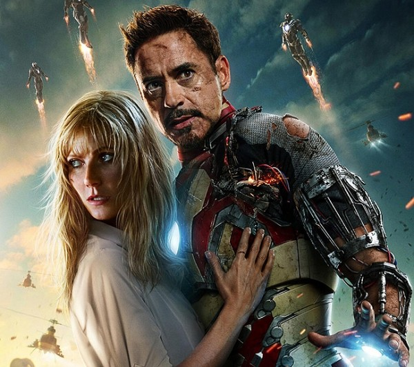 Iron Man 3 - MARVEL/DISNEY