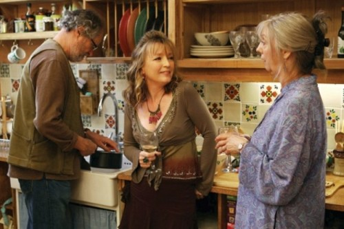 Jim Broadbent, Lesley Manville, Ruth Sheen - ANOTHER YEAR