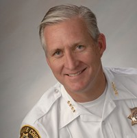 Jim Winder, Democratic candidate for Salt Lake County Sheriff