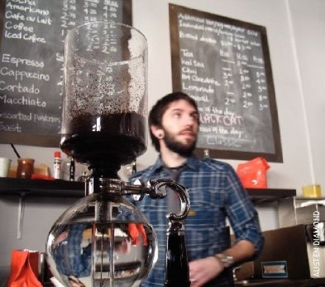 Joe Evans - NOBROW COFFEE