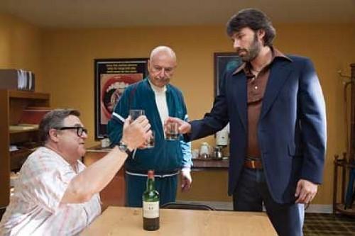 John Goodman, Alan Arkin and Ben Affleck in Argo