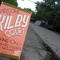 Kilby Court: 9/10/11