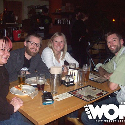 KRCL's Night Out: Squatters 1.5.11