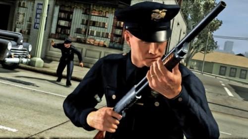L.A. Noire - ROCKSTAR GAMES