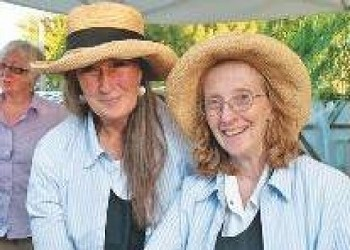 Late Bloomin' Heirlooms' Heidi Williams and Patricia Messer