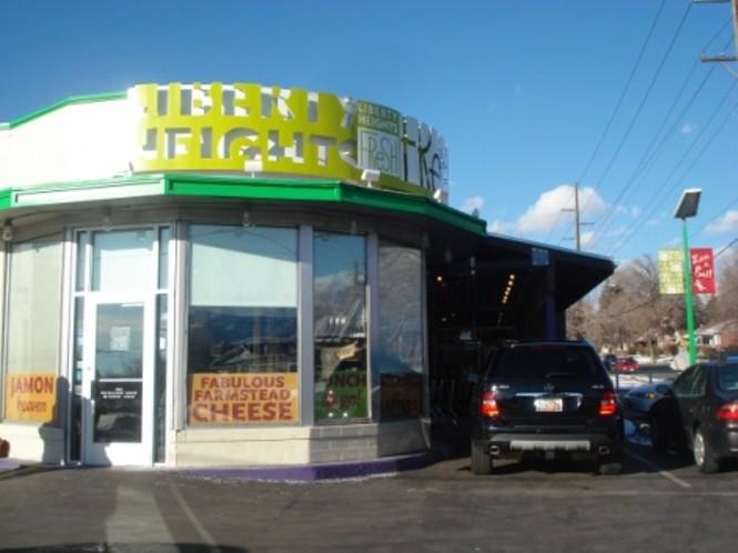 Liberty Food Service Locations