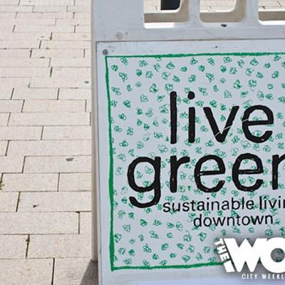 Live Green Festival 5.8.10