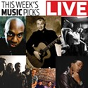 Live: Music Picks Aug. 15-21