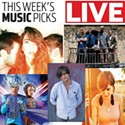 Live: Music Picks Aug. 29-Sept. 4