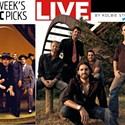 Live: Music Picks Dec. 26-Jan. 1