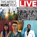 Live: Music Picks Feb. 6-12