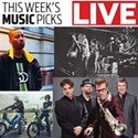 Live: Music Picks Jan. 9-15