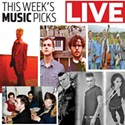 Live: Music Picks June 13-19