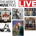 Live: Music Picks June 6-12