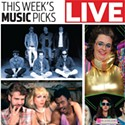 Live: Music Picks March 6-12