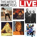 Live: Music Picks May 30-June 5
