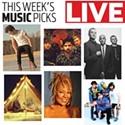 Live: Music Picks May 30-June 5