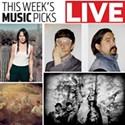 Live: Music Picks Oct. 3-9