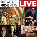 Live: Music Picks Sept. 12-18