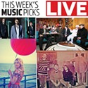 Live: Music Picks Sept. 19-25