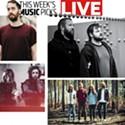 Live: Music Picks Sept. 26-Oct. 2