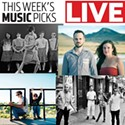 Live: Music Picks Sept. 5-11