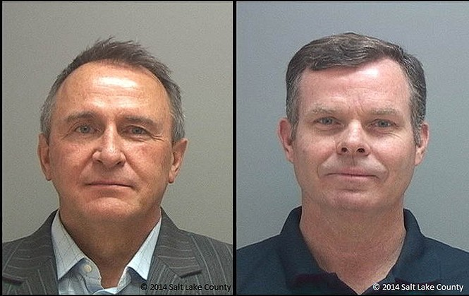 Mark Shurtleff, John Swallow - SALT LAKE COUNTY