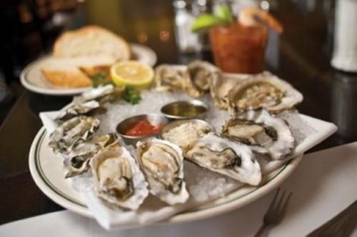 Market Street Oyster Bar - JOHN TAYLOR