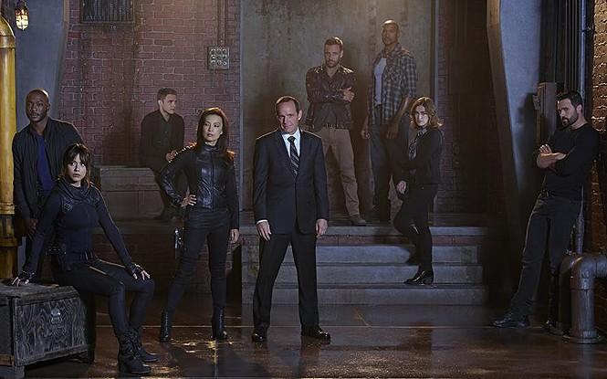 Marvel's Agents of S.H.I.E.L.D. (ABC)
