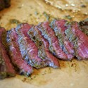 Memorial Day Grilled Flat Iron Steak
