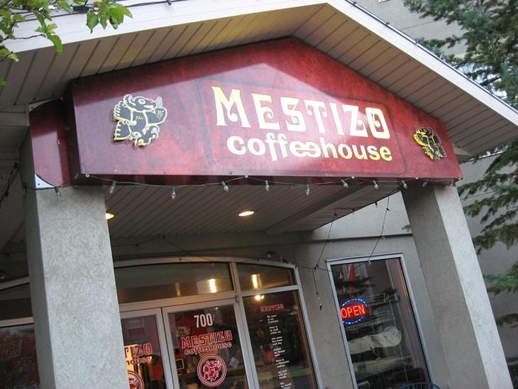 Mestizo Coffeehouse: 10/18/13