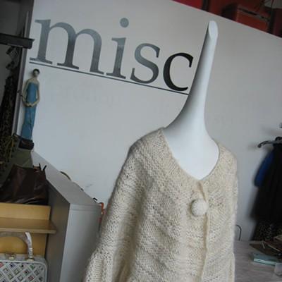 Misc. Boutique: 1/18/11
