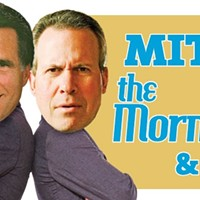 Mitt, the Mormons & Me