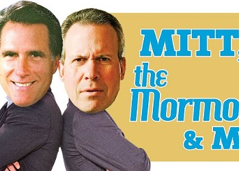 Mitt, the Mormons & Me