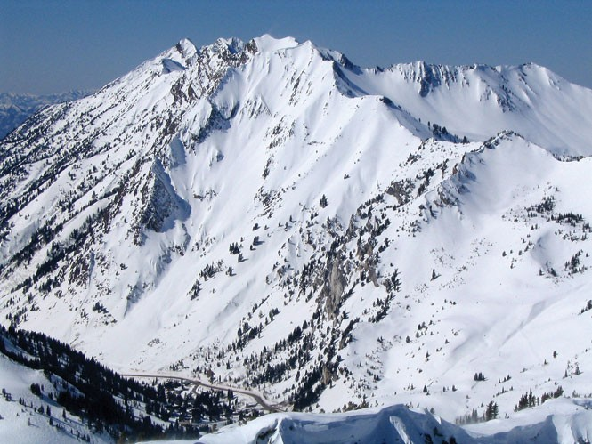 Mount Superior in Little Cottonwood Canyon - SUMMITPOST.ORG