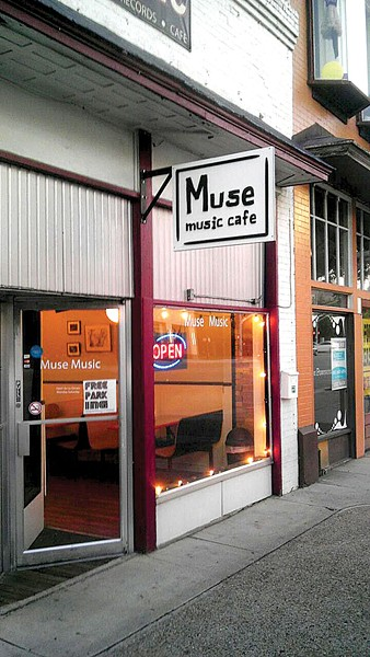 Muse Music Cafe