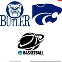 NCAA Men's Basketball West Regionals