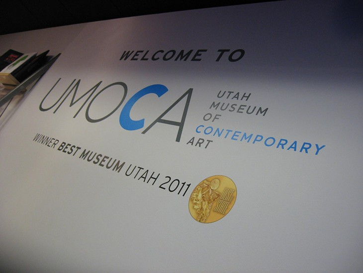 New Frontier @ UMOCA: 1/24/12