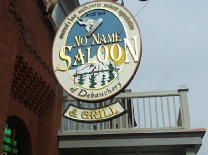 No name saloon grill park city deer valley - No name saloon and grill park city ut ...