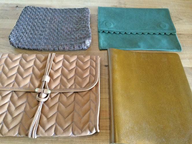 Nomadik leather goods